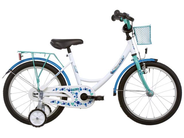 Vermont Girly - Vélo enfant 18 pouces - bleu